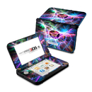 DecalGirl Nintendo 3DS XL Skin - Static Discharge (Skin Only)