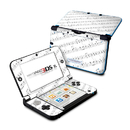 DecalGirl Nintendo 3DS XL Skin - Symphonic (Skin Only)