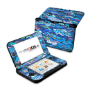 DecalGirl N3DX-THEBLUES Nintendo 3DS XL Skin - The Blues (Skin Only)