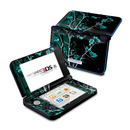DecalGirl N3DX-TRANQUILITY-BLU Nintendo 3DS XL Skin - Aqua Tranquility (Skin Only)