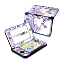 DecalGirl N3DX-TRANQUILITY-PRP Nintendo 3DS XL Skin - Violet Tranquility (Skin Only)