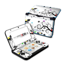 DecalGirl N3DX-TWEET-LT Nintendo 3DS XL Skin - Tweet Light (Skin Only)