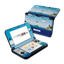 DecalGirl N3DX-WHALESAIL Nintendo 3DS XL Skin - Whale Sail (Skin Only)
