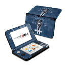 DecalGirl N3DX-WOLFCYCLE Nintendo 3DS XL Skin - Wolf Cycle (Skin Only)