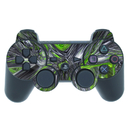 DecalGirl PS3 Controller Skin - Emerald Abstract (Skin Only)