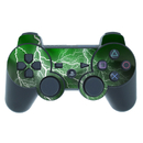DecalGirl PS3C-APOC-GRN PS3 Controller Skin - Apocalypse Green (Skin Only)