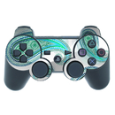 DecalGirl PS3C-AZURE PS3 Controller Skin - Azure (Skin Only)