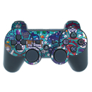 DecalGirl PS3C-COSRAY PS3 Controller Skin - Cosmic Ray (Skin Only)