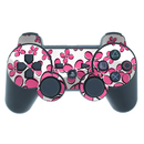DecalGirl PS3C-DFIELD-PNK PS3 Controller Skin - Daisy Field - Pink (Skin Only)
