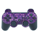 DecalGirl PS3C-DOTS-PRP PS3 Controller Skin - Dots Purple (Skin Only)