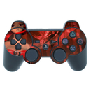 DecalGirl PS3C-GHOST-RED PS3 Controller Skin - Ghost Red (Skin Only)