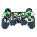 DecalGirl PS3 Controller Skin - Green 1 (Skin Only)