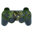 DecalGirl PS3C-GRNDRGN PS3 Controller Skin - Green Dragon (Skin Only)