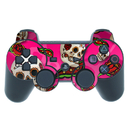 DecalGirl PS3C-PNKSCTR PS3 Controller Skin - Pink Scatter (Skin Only)