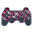 DecalGirl PS3C-SKULLY-PNK PS3 Controller Skin - Skully Pink (Skin Only)