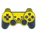 DecalGirl PS3C-SS-YEL PS3 Controller Skin - Solid State Yellow (Skin Only)