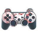 DecalGirl PS3C-TRANQUILITY-PNK PS3 Controller Skin - Pink Tranquility (Skin Only)