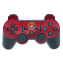 DecalGirl PS3C-USMC-RED PS3 Controller Skin - USMC Red (Skin Only)