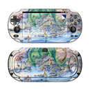 DecalGirl SPSV-AIRSEA Sony PS Vita Skin - Of Air And Sea (Skin Only)