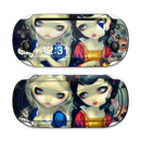 DecalGirl SPSV-ALCSNW Sony PS Vita Skin - Alice & Snow White (Skin Only)
