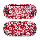 DecalGirl SPSV-ALOHA-RED Sony PS Vita Skin - Aloha Red (Skin Only)