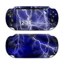 DecalGirl Sony PS Vita Skin - Apocalypse Blue (Skin Only)