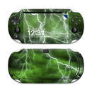 DecalGirl Sony PS Vita Skin - Apocalypse Green (Skin Only)