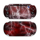 DecalGirl SPSV-APOC-RED Sony PS Vita Skin - Apocalypse Red (Skin Only)
