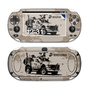DecalGirl Sony PS Vita Skin - Artillery (Skin Only)