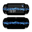 DecalGirl Sony PS Vita Skin - Neon Blue Barbs (Skin Only)