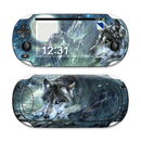 DecalGirl SPSV-BARKMOON Sony PS Vita Skin - Bark At The Moon (Skin Only)