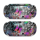 DecalGirl SPSV-BWALL Sony PS Vita Skin - Butterfly Wall (Skin Only)