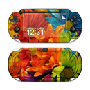 DecalGirl SPSV-COLOURS Sony PS Vita Skin - Colours (Skin Only)