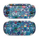 DecalGirl SPSV-COSRAY Sony PS Vita Skin - Cosmic Ray (Skin Only)