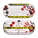 DecalGirl SPSV-CRIME-REV Sony PS Vita Skin - Crime Scene Revisited (Skin Only)