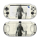DecalGirl SPSV-DELF Sony PS Vita Skin - Dark Elf (Skin Only)