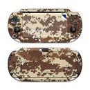 DecalGirl SPSV-DIGIDCAMO Sony PS Vita Skin - Digital Desert Camo (Skin Only)
