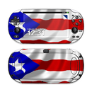 DecalGirl SPSV-FLAG-PUERTORICO Sony PS Vita Skin - Puerto Rican Flag (Skin Only)