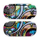 DecalGirl SPSV-HHOOPS Sony PS Vita Skin - Hula Hoops (Skin Only)