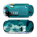 DecalGirl SPSV-HITTHEWAVES Sony PS Vita Skin - Hit The Waves (Skin Only)