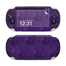 DecalGirl SPSV-LACQUER-PUR Sony PS Vita Skin - Purple Lacquer (Skin Only)