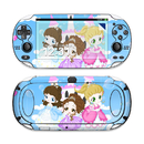 DecalGirl SPSV-LPRINCES Sony PS Vita Skin - Little Princesses (Skin Only)