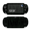 DecalGirl SPSV-MATRIX Sony PS Vita Skin - Matrix Style Code (Skin Only)