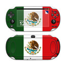 DecalGirl SPSV-MEXICO Sony PS Vita Skin - Mexican Flag (Skin Only)