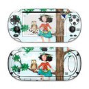 DecalGirl SPSV-NVRALONE Sony PS Vita Skin - Never Alone (Skin Only)