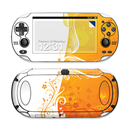 DecalGirl Sony PS Vita Skin - Orange Crush (Skin Only)