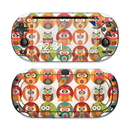 DecalGirl SPSV-OWLFMLY Sony PS Vita Skin - Owls Family (Skin Only)