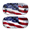 DecalGirl SPSV-PATRIOTIC Sony PS Vita Skin - Patriotic (Skin Only)