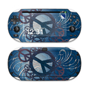 DecalGirl SPSV-PEACEOUT Sony PS Vita Skin - Peace Out (Skin Only)