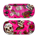 DecalGirl Sony PS Vita Skin - Pink Scatter (Skin Only)